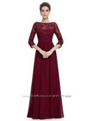 Макси платья больших размеров 52 2XL