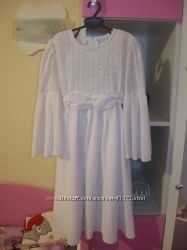 Нарядное платье на утренник р. 110