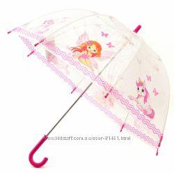Прозрачный детский зонтик Zest Англия. Оригинальный и качественный.