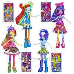 My Little Pony Equestria Girls Neon Rainbow Rocks DJ PON-3