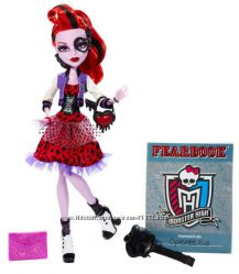 Monster High Picture Day Operetta picture day & Frights Camera Action