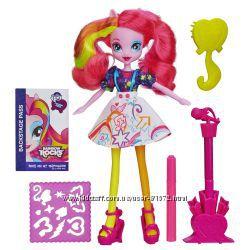My Little Pony Equestria Girls DJ PON-3 Pinkie Pie  With Markers
