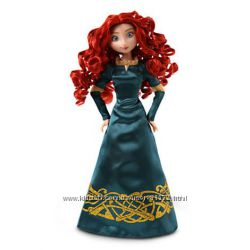 Кукла принцесса Мерида  и Золушка