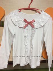 Нарядная блузочка для первоклашки