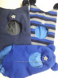 Шерстяные шлемы на хлопковой подкладке  - отличное качество В наличии