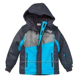 Термокуртка TOPOLINO -  теплая, легкая, не промокаемая.