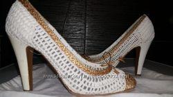 Moschino туфли соломка Оригинал Италия