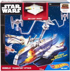 Наборы Hot Wheels Star Wars -