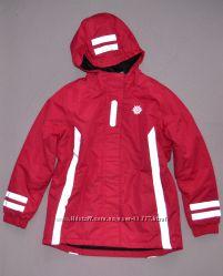 Классная яркая новая куртка рост 146 см, большемерит.