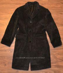 Супер пальто - шерсть, новое , размер 42 европейский, на 48-50