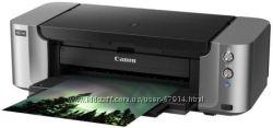 Профессиональный принтер Canon PIXMA PRO-100. Фотопробы, плакаты, диски CD.