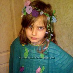 маскарадный детский костюм Апреля