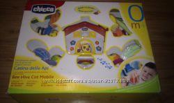 Игрушка на кроватку механическая Пчелиный домик мобиль chicco