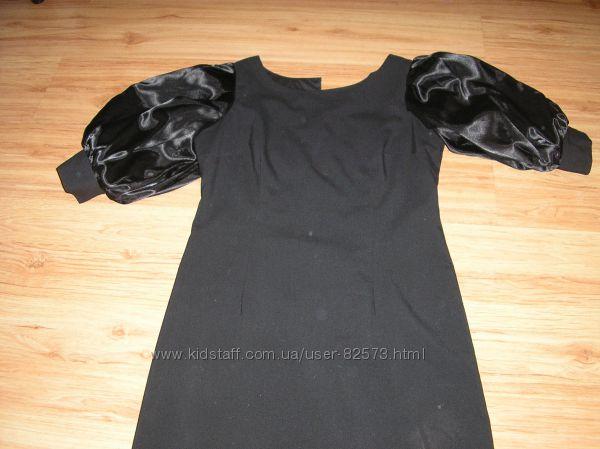 маленькое черное платье Италия Супер акция