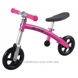 Беговел Micro G-Bike Light Pink GB0011  Розовый