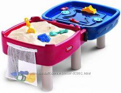Песочница-стол 2 в 1 Little Tikes Играем и рисуем 451T