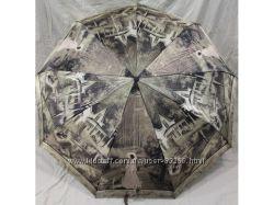 Сатиновый зонт Осенние мотивый от ТМ River