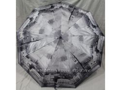 Зонт серии London vintage ТМ Calm Rain