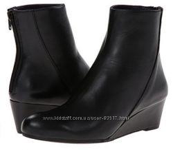 Кожаные ботинки Vaneli, 37, 5р. Оригинал.