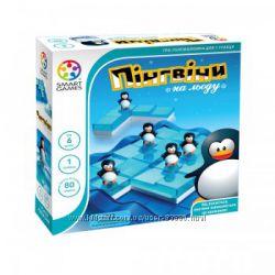 Пингвины на льдинах. В наличии