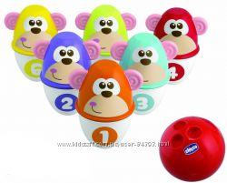 Боулинг Chicco Fit&Fun Monkey Strike