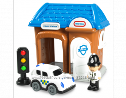 Полицейский участок Little Tikes Police Station. Оригинал.