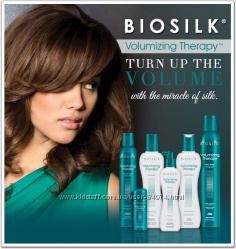 Волосам не хватает объема Biosilk Volumizing Therapy.
