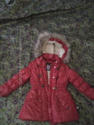 Милая курточка Kanz для крошки разм 86