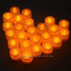 Электронная свеча для романтического вечера