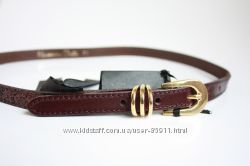 Оригинал Massimo Dutti новый кожаный ремень с бирками