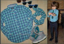 Рубашки на мальчика 3- 5лет