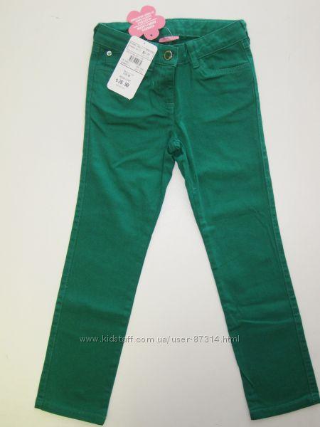 Яркие джинсовые скинни LC Waikiki в двух расцветках 116-122, 122-128 см