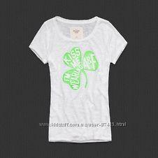 дешево футболки разные Abercrombie&Fitch и Hollister, Gilly Hicke оригинал
