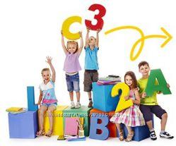 CD-курс обучения детей Буквограмма