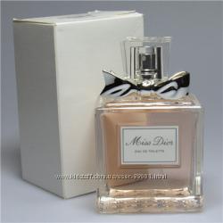 Срочно продам тестер Christian Dior Miss Dior Eau De Toilette